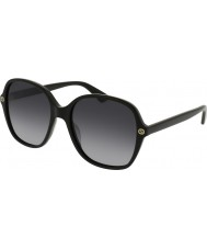 Gucci Ladies gg0092s 001 solglasögon