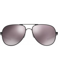 Oakley Oo4119-05 elmont m och l matt svart - PRIZM dagliga polariserade solglasögon
