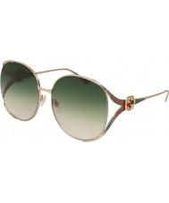 Gucci Ladies gg0225s 003 63 solglasögon