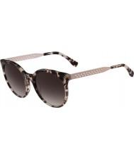 Lacoste Damer l834s havana ros solglasögon