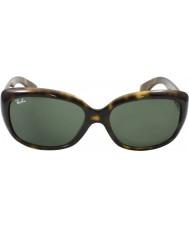 RayBan Rb4101 58 jackie Ohh ljus sköldpaddsskal 710 solglasögon