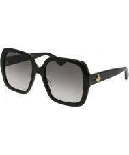 Gucci Ladies gg0096s 001 solglasögon