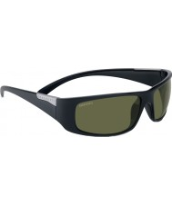Serengeti 7750 fasano svarta solglasögon