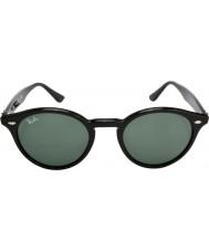 RayBan Rb2180 49 highstreet svarta 601-71 solglasögon