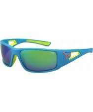 Cebe Sessions blå apelsin 1500 grå spegel gröna solglasögon