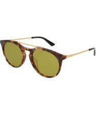 Gucci Mens gg0320s 005 53 solglasögon