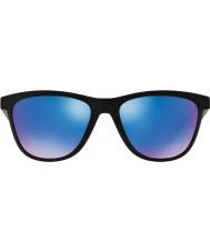 Oakley Oo9320-11 EXTRAKNÄCKARE mattsvart - safir iridium polariserade solglasögon