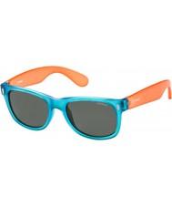 Polaroid Barn p0115 89T Y2 blå apelsin polariserade solglasögon