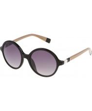 Furla Ladies lola su4966-700y blanka svarta solglasögon