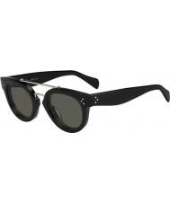 Celine Damer cl 41043-s 807 1e svarta solglasögon