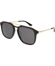 Gucci Mens gg0321s 001 55 solglasögon