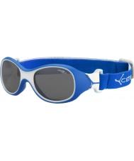 Cebe Cbchou12 chouka blå solglasögon