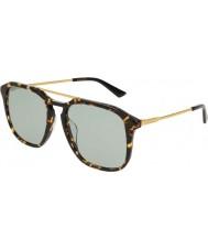Gucci Mens gg0321s 004 55 solglasögon