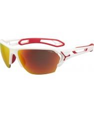 Cebe Cbstl11 s-track vita solglasögon
