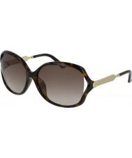 Gucci Ladies gg0076sk 003 62 solglasögon