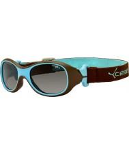 Cebe Cbchou6 chouka choklad solglasögon