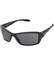 Cebe Motion blanka svarta polariserade solglasögon
