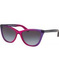 Michael Kors Mk2040 57 divya violett purpurfärgad tonings 322011 solglasögon