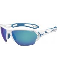 Cebe Cbstl12 s-track vita solglasögon