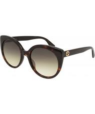 Gucci Ladies gg0325s 002 55 solglasögon
