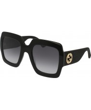 Gucci Ladies gg0102s 001 solglasögon