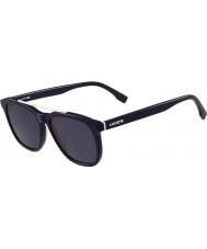 Lacoste Mens l822s blå solglasögon