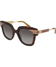 Gucci Ladies gg0281s 002 50 solglasögon