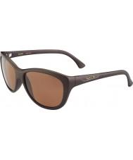 Bolle 12105 greta bruna solglasögon