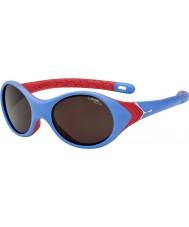 Cebe Kanga (okänd 1-3) blå rosa solglasögon