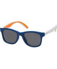 Polaroid Barn pld8001-s t20 Y2 blå polariserade solglasögon