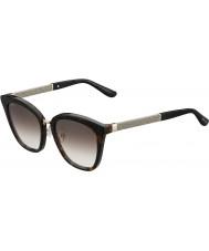 Jimmy Choo Damer Fabry-s KBE js havana glittrande solglasögon