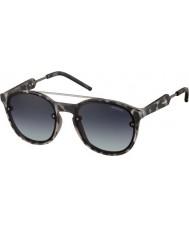 Polaroid Pld6020-s tuh WJ grå havana rutenium polariserade solglasögon