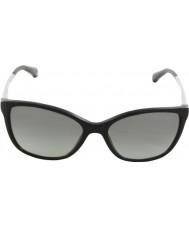 Emporio Armani Ea4025 55 moderna svart 501711 solglasögon