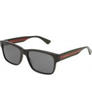 Gucci Mens gg0340s 006 58 solglasögon