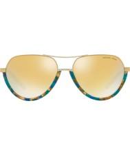 Michael Kors Dam mk1031 58 10247p austin solglasögon