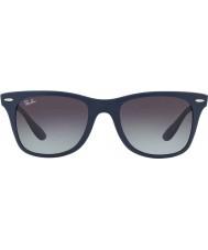 RayBan Wayfarer liteforce rb4195 52 63318g solglasögon