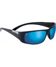 Serengeti 8219 fasano svarta solglasögon