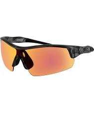 Dirty Dog 58077 kant svarta solglasögon