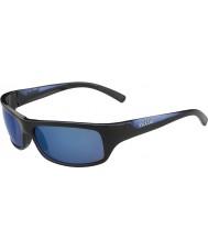 Bolle Fierce blanka blåa polarise offshore blå solglasögon