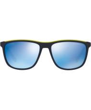 Emporio Armani Mens ea4109 57 563855 solglasögon