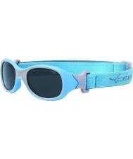 Cebe Chouka (okänd 1-3) blå solglasögon