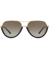 Michael Kors Dam mk1031 58 10248e austin solglasögon