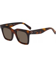 Celine Damer cl 41411-fs 05L x7 havana solglasögon