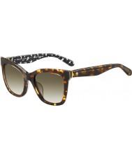 Kate Spade New York Ladies Emmylou-s S3P cc havana solglasögon