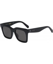 Celine Damer cl 41411-fs 807 Nr svarta solglasögon