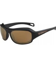 Bolle 12250 whitecap svarta solglasögon