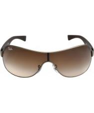 RayBan Rb3471 32 unge matt Gunmetal 029-13 solglasögon