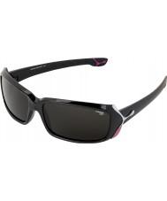 Cebe Läppstift (okänd 9 plus) blanka svarta 2000 grå solglasögon
