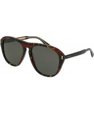 Gucci Mens gg0128s 003 solglasögon