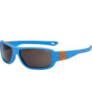 Cebe Scrat (ålder 7-10) matt blå apelsin solglasögon